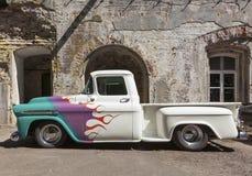 Εκλεκτής ποιότητας Chevrolet Apache από το 1959 Στοκ Εικόνες