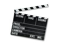Παραγωγή ταινιών Στοκ Εικόνες