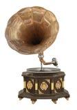 Εκλεκτής ποιότητας gramophone Στοκ φωτογραφία με δικαίωμα ελεύθερης χρήσης