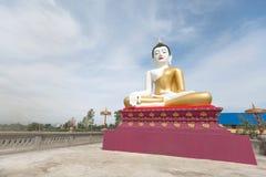Εκλεκτής ποιότητας mai Ταϊλάνδη ναών SAN θέσης αγαλμάτων του Βούδα δημόσια kamphaeng chiang Στοκ εικόνες με δικαίωμα ελεύθερης χρήσης