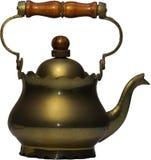 εκλεκτής ποιότητας teapot Στοκ Φωτογραφία
