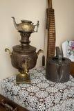 Εκλεκτής ποιότητας teapots στοκ εικόνα με δικαίωμα ελεύθερης χρήσης
