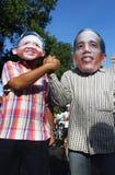 Εκλογή κυβερνητών της Τζακάρτα στοκ φωτογραφία