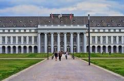 Εκλογικό παλάτι σε Koblenz στοκ φωτογραφία με δικαίωμα ελεύθερης χρήσης