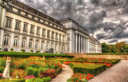 Εκλογικό παλάτι σε Koblenz Στοκ εικόνες με δικαίωμα ελεύθερης χρήσης