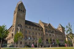 Εκλογικό παλάτι, Koblenz Στοκ Εικόνες