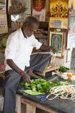 Εκδοτική επεξηγηματική εικόνα ινδική αγορά τροφίμων Στοκ Φωτογραφία