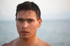 ελάτε πορτρέτο ατόμων επάν&omega Στοκ Εικόνα