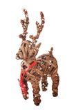 Ελάφια Χριστουγέννων Στοκ Φωτογραφία