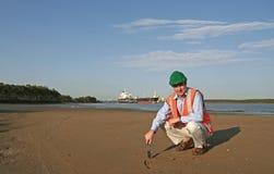 ελέγξτε τα περιβαλλοντικά healths Στοκ φωτογραφία με δικαίωμα ελεύθερης χρήσης