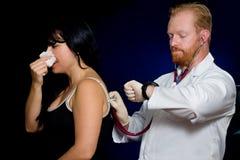 ελέγξτε την υγεία Στοκ εικόνα με δικαίωμα ελεύθερης χρήσης