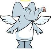 ελέφαντας αγγέλου απεικόνιση αποθεμάτων