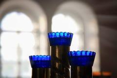 Ελαιολυχνία εκκλησιών Στοκ εικόνες με δικαίωμα ελεύθερης χρήσης