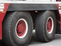 Ελαστικά αυτοκινήτου φορτηγών Michelin Στοκ Φωτογραφία
