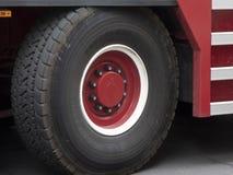 Ελαστικά αυτοκινήτου φορτηγών Michelin Στοκ Φωτογραφίες