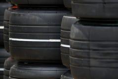 ελαστικά αυτοκινήτου Στοκ εικόνες με δικαίωμα ελεύθερης χρήσης