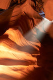 ελαφριά ακτίνα Στοκ φωτογραφία με δικαίωμα ελεύθερης χρήσης