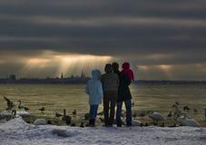 ελαφριά αντιπροσώπευση Στοκ φωτογραφία με δικαίωμα ελεύθερης χρήσης