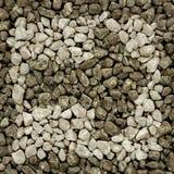 Ελαφριά βέλος και πλαίσιο αμμοχάλικου Στοκ Εικόνα