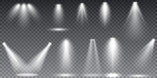 Ελαφριά επίδραση φλογών φακών πυράκτωσης συλλογής Φωτισμός σκηνής, διαφανή αποτελέσματα φωτός του ήλιου απεικόνιση αποθεμάτων