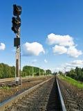 ελαφριά κυκλοφορία Στοκ εικόνα με δικαίωμα ελεύθερης χρήσης