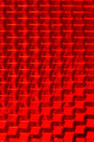 ελαφριά ουρά φακών Στοκ εικόνες με δικαίωμα ελεύθερης χρήσης