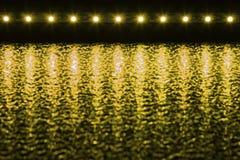 Ελαφριά ράβδος Στοκ Φωτογραφίες