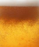 ελαφριά σύσταση μπύρας Στοκ φωτογραφίες με δικαίωμα ελεύθερης χρήσης