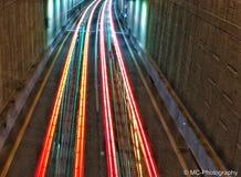 Ελαφριά ταχύτητα χρώματος στοκ φωτογραφίες με δικαίωμα ελεύθερης χρήσης