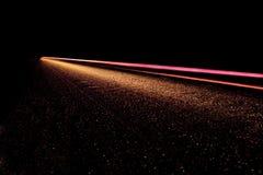 ελαφριά ταχύτητα Στοκ Φωτογραφίες