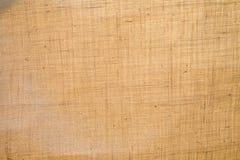 Ελαφριά φυσική σύσταση λινού υφάσματος Στοκ εικόνες με δικαίωμα ελεύθερης χρήσης