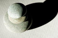 ελαφριές πέτρες σκιάς στοκ φωτογραφίες