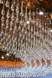 ελαφρύς γυάλινος Στοκ εικόνα με δικαίωμα ελεύθερης χρήσης