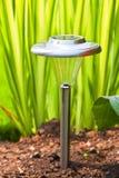 ελαφρύς ηλιακός κήπων Στοκ φωτογραφίες με δικαίωμα ελεύθερης χρήσης