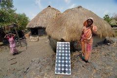 ελαφρύς ηλιακός Στοκ εικόνες με δικαίωμα ελεύθερης χρήσης