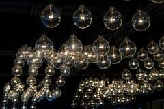 Ελαφρύς λαμπτήρας πολυτέλειας Στοκ φωτογραφίες με δικαίωμα ελεύθερης χρήσης