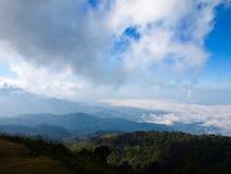 ελαφρύς ουρανός Στοκ φωτογραφία με δικαίωμα ελεύθερης χρήσης