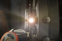 ελαφρύς προβολέας 8mm Στοκ Φωτογραφίες