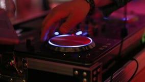 Ελαφρύ γεγονός μουσικής κόμματος φιλμ μικρού μήκους