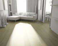 Ελαφρύ δωμάτιο στοκ εικόνα με δικαίωμα ελεύθερης χρήσης