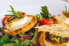 Ελαφρύ θερινό γεύμα Στοκ εικόνα με δικαίωμα ελεύθερης χρήσης