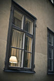 ελαφρύ παράθυρο Στοκ Εικόνα