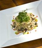 ελαφρύ risotto μεσημεριανού γεύματος Στοκ φωτογραφία με δικαίωμα ελεύθερης χρήσης
