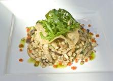 ελαφρύ risotto μεσημεριανού γεύματος Στοκ Εικόνες