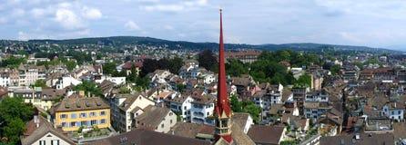 Ελβετία Ζυρίχη Στοκ Φωτογραφία