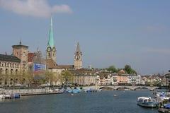 Ελβετία Ζυρίχη Στοκ φωτογραφία με δικαίωμα ελεύθερης χρήσης