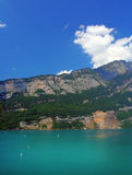 ελβετικό walensee της Ελβετία&sigm Στοκ φωτογραφίες με δικαίωμα ελεύθερης χρήσης