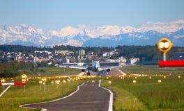 Ελβετός α-340 Στοκ Εικόνα