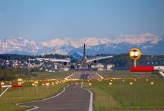 Ελβετός α-340 Στοκ φωτογραφία με δικαίωμα ελεύθερης χρήσης