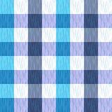 Ελεγχμένος, ταρτάν, καρό ή ριγωτό άνευ ραφής σχέδιο στο λευκό και Στοκ Φωτογραφίες